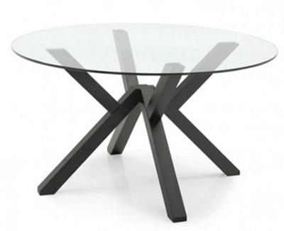 Круглый стол стекло