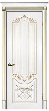 Эмаль двери белые